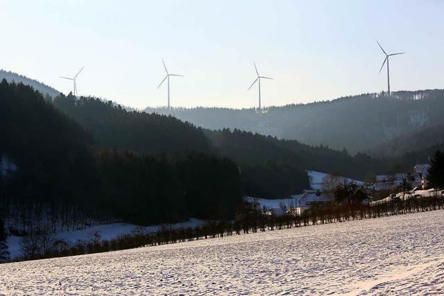 Im Windpark kehrt keine Ruhe ein