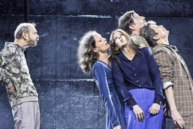 "Anton Tschechows Drama ""Onkel Wanja"" als handfeste depressive Komödie"