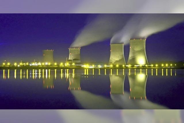 In Frankreich wird der Strom knapp