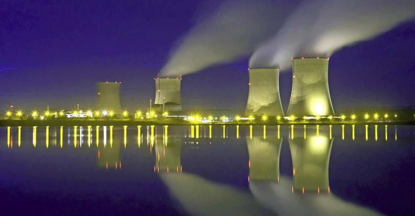 Dampf allein genügt nicht, um Strom zu erzeugen.  | Foto: dpa