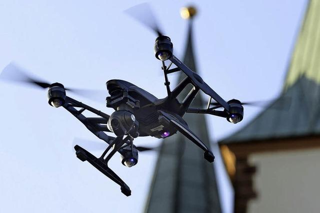 Bundeskabinett beschließt neue Vorschriften zu Drohnen