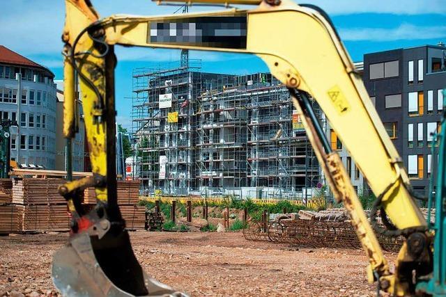 Land bekommt deutlich mehr Geld für den Wohnungsbau