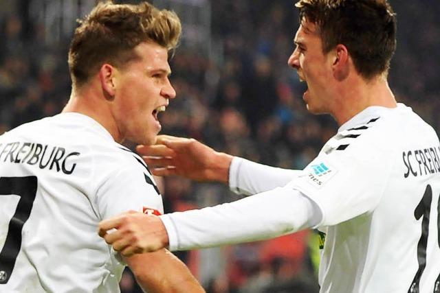 Warum die Vorrunde für den SC Freiburg so gut gelaufen ist
