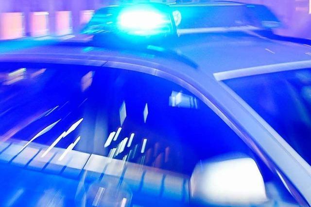 Polizeieinsatz nach Streit im Lörracher Flüchtlingsheim