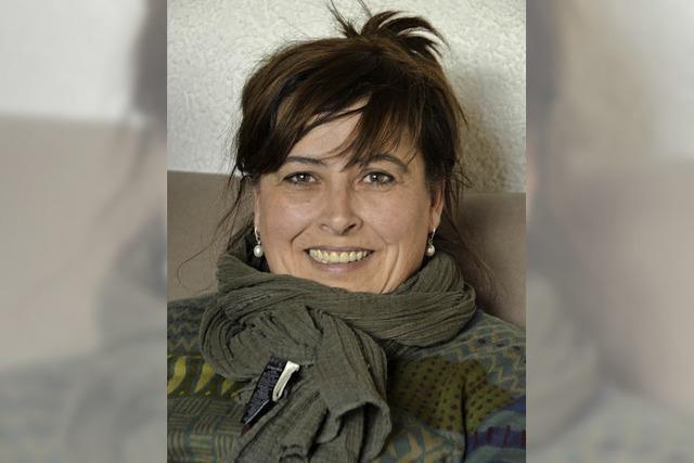 Antje Maurer ist erste Flüchtlingsbeauftragte in Diensten des Landratsamts