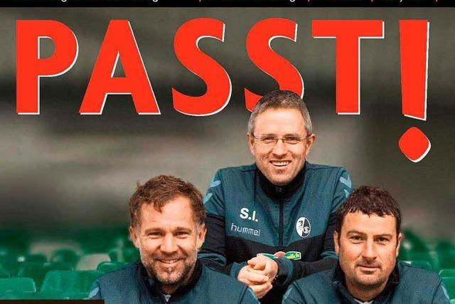 Passt! – das Sonderheft zum SC Freiburg in der BZ-App