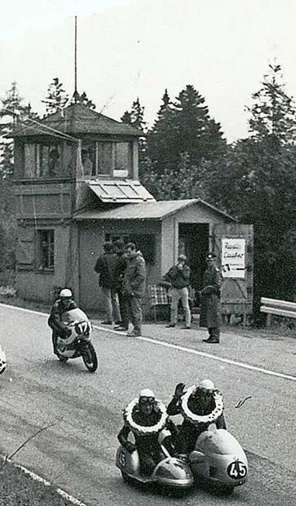 So schnell wie möglich hoch in Richtun...ung war auch 1970 ein Publikumsmagnet.  | Foto: privat