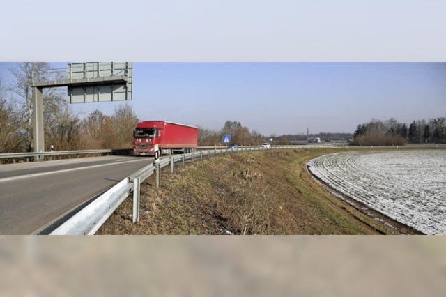Autobahnanschlussstelle Lahr wird erweitert