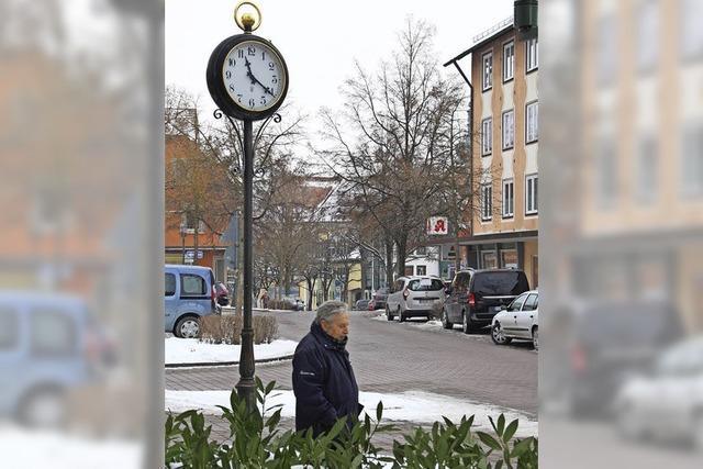 Neue Zeitrechnung für die Karlstraße