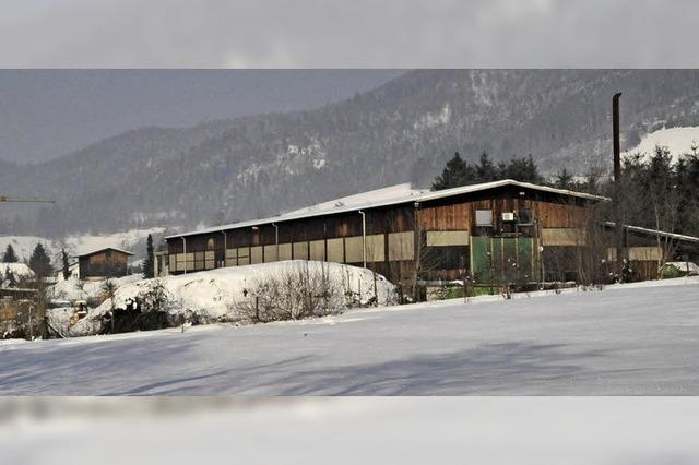 Gschwander-Areal in Glottertal wird nicht zum Gewerbegebiet
