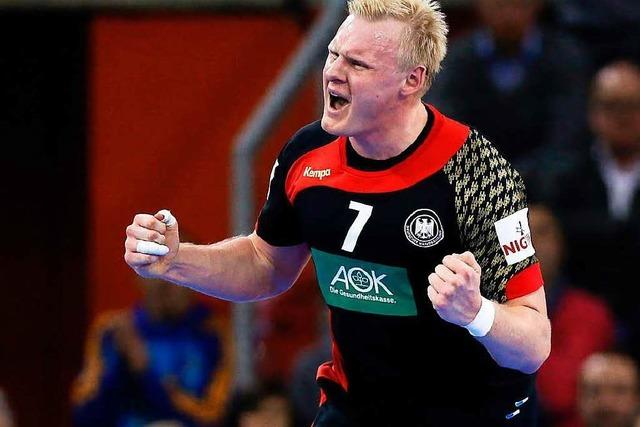 28:21 gegen Kroatien – deutsches Team als Gruppenerster ins WM-Achtelfinale ein / Nun gegen Katar