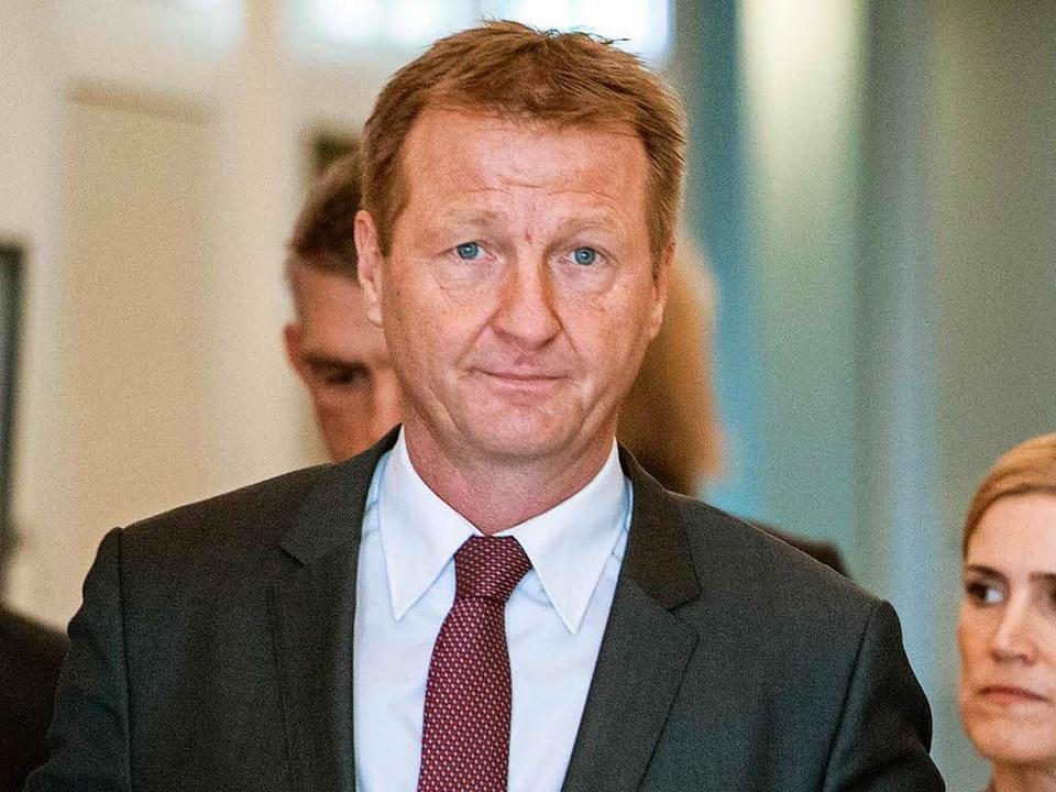Unter Beschuss: NRW-Innenminister Ralf Jäger     Foto: dpa
