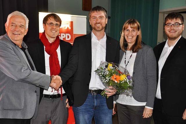 Jonas Hoffmann gewinnt Bundestagskandidatenwahl in Istein