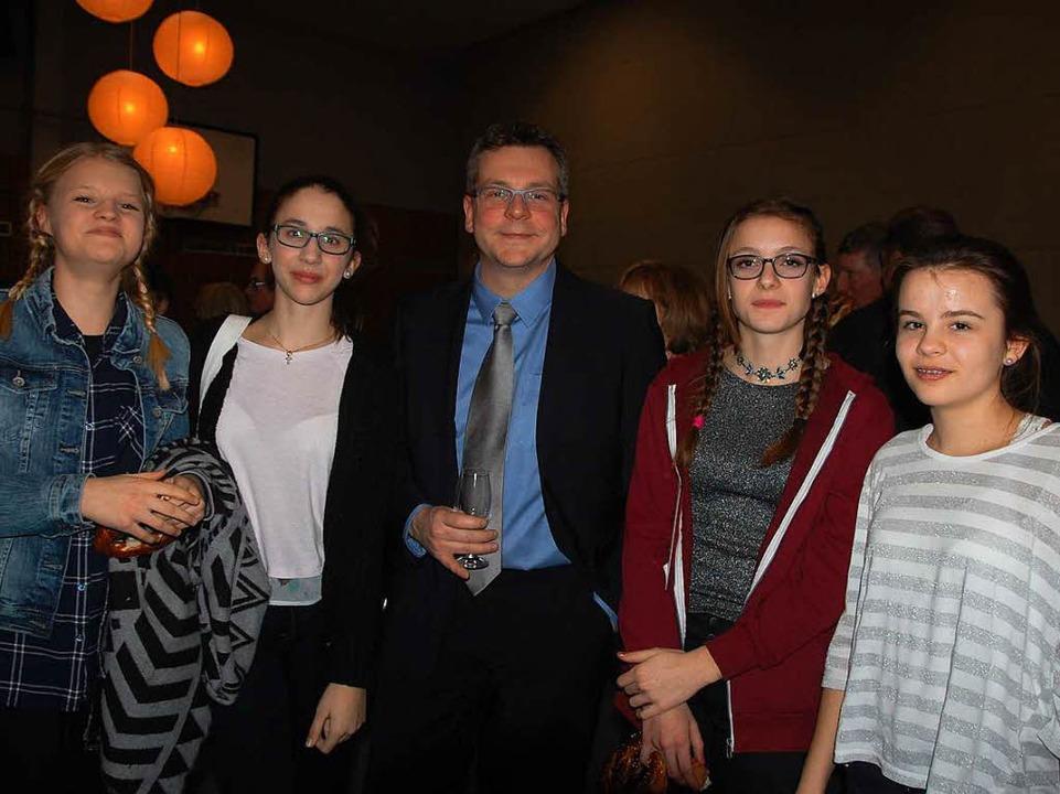 Auch junge Gäste waren vertreten.    Foto: Herbert Frey