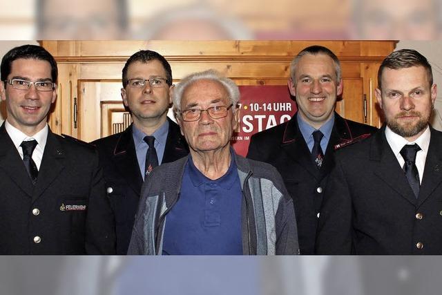 Die Riedlinger Feuerwehr feiert ihren 75. Geburtstag