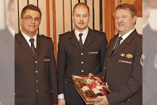 Standortvorteil macht Wallbacher Feuerwehrmänner schneller