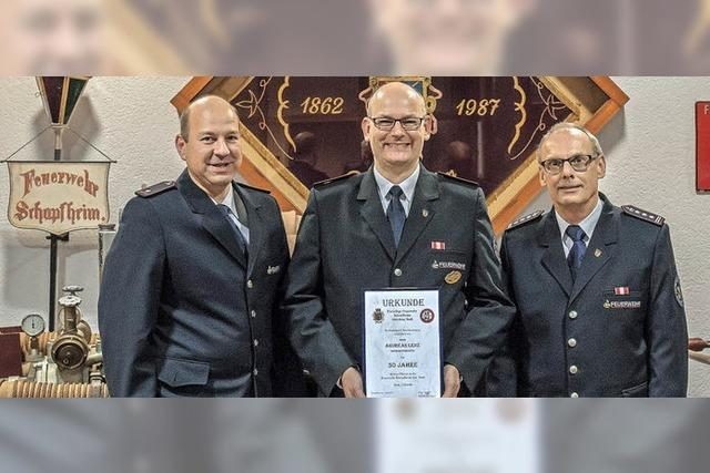 47 Mal ausgerückt wegen Brandalarm
