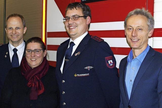 Brombacher Feuerwehr freut sich über solide Basis