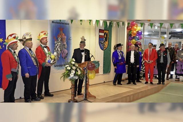 Verbindung von Karneval mit regionaler Fasnet