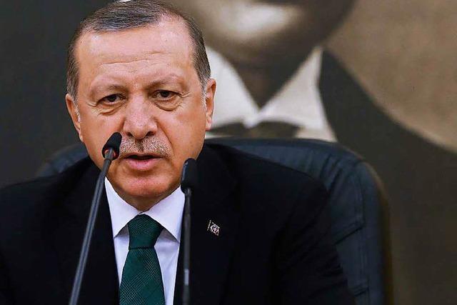 Freie Bahn für Erdogan in der Türkei
