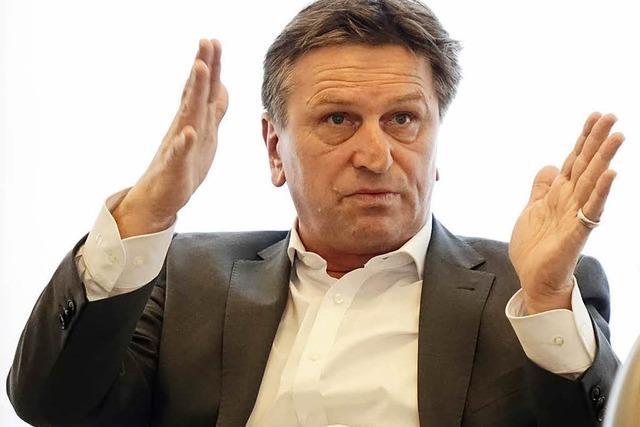 Minister will ein Zentralklinikum am Hochrhein