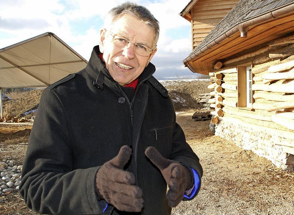 Bürgermeister Jean-Claude Mensch  | Foto: Bärbel Nückles