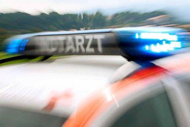 Drei Kinder bei Verkehrsunfall leicht verletzt