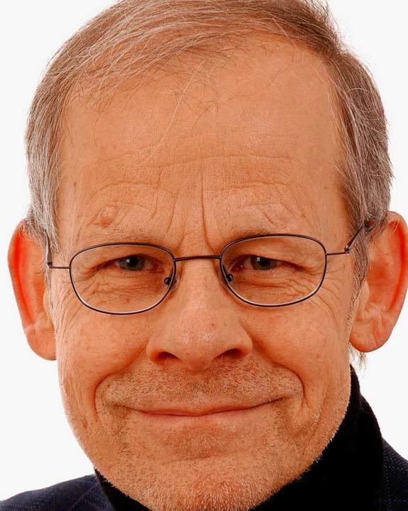 Oliver Landmann ist Professor für theo...swirtschaftslehre an der Uni Freiburg.  | Foto: Privat