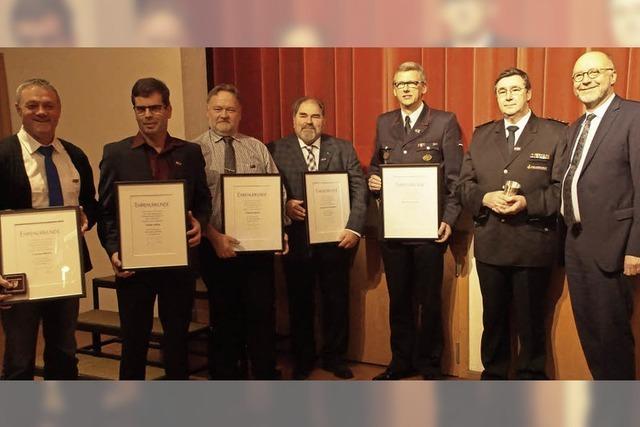 Anerkennung für Arbeit im Ehrenamt