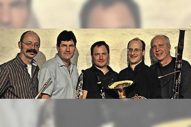 Holzklang-Konzert im Hebelhaus