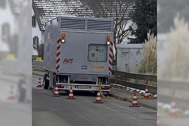 Stromausfall in Schupfholz