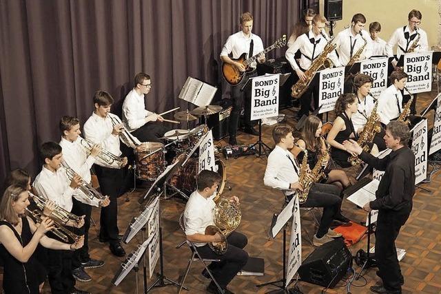 Bond's Bigband aus Weil am Rhein geht auf Konzertreise nach Prag