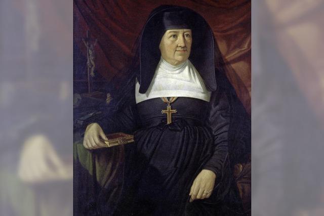 Ordensschwester Karoline Kaspar prägte die Mädchenschule im 19. Jahrhundert