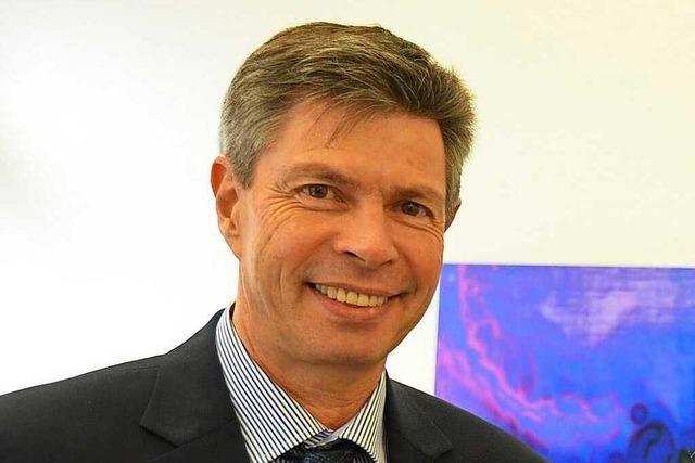 Schopfheims Bürgermeister Nitz wirft Flinte nicht ins Korn
