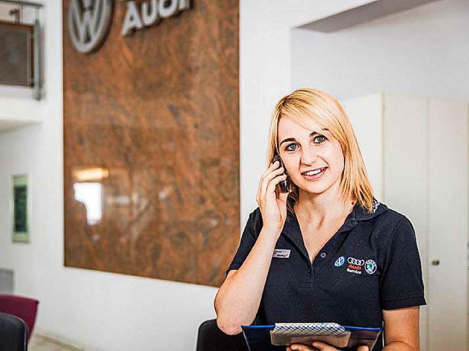 Kompetente und freundliche Mitarbeiter...hnen bei allen Belangen rund ums Auto.  | Foto: Autohaus Ebner