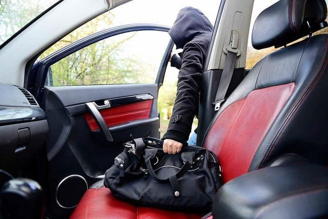 Polizei: Autoknacker haben zu oft leichtes Spiel
