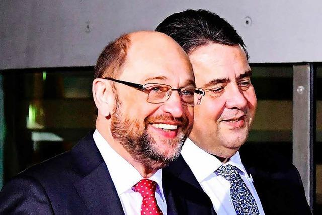 SPD-Präsidium: Schulz soll Kanzlerkandidat werden