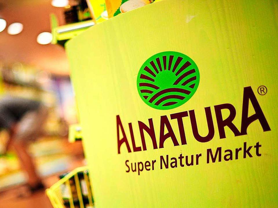 Viel bio, wenig Mitbestimmung – Blick in einen Alnatura-Markt  | Foto: Daniel Reinhardt