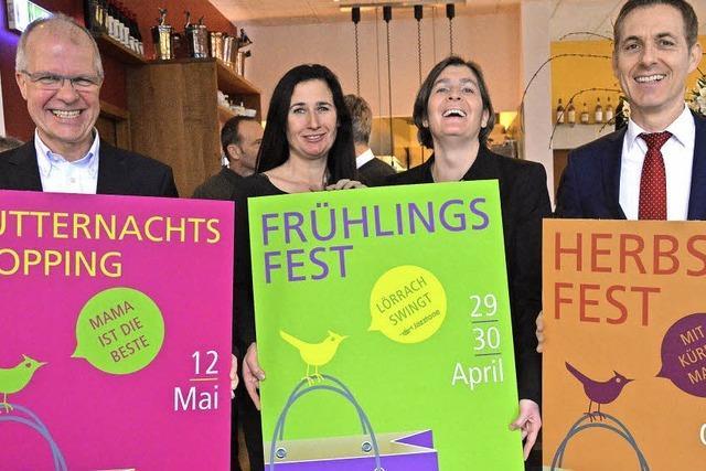 Einzelhandelsverein Pro Lörrach hat ein neues Erscheinungsbild