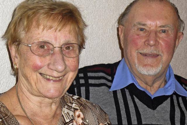 Ehepaar Rotzler hält sich eisern die Treue