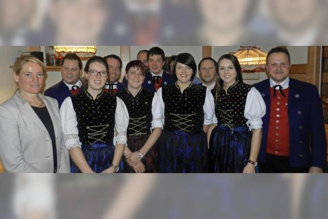 Zeltfest und Dorfrocker im Jubiläumsjahr