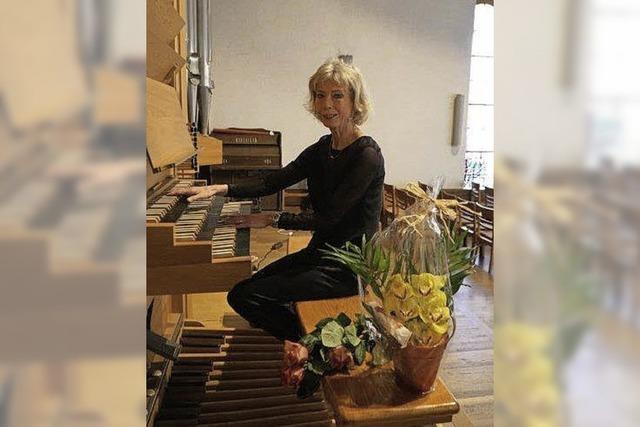 Ständchen mit Orgel