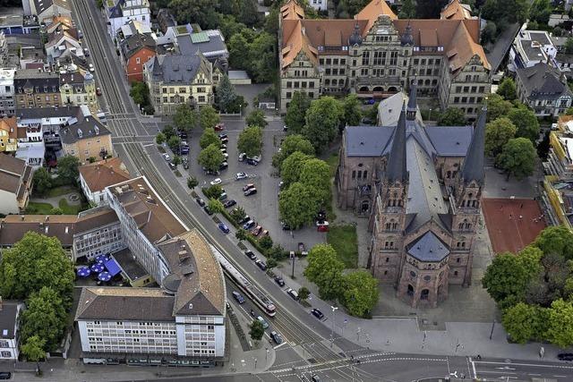 Stadtverwaltung weist Kritik am Verfahren zum Verkauf der Basler Straße 2 zurück