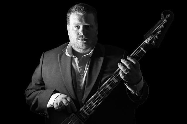 Der Bluesrocker Danny Bryant nimmt im Freiburger Jazzhaus sein neues Live-Album auf