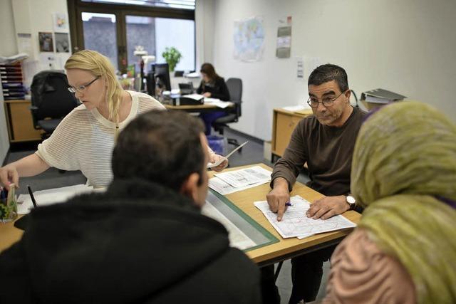 Je mehr Flüchtlinge kommen, desto mehr Dolmetscher braucht es