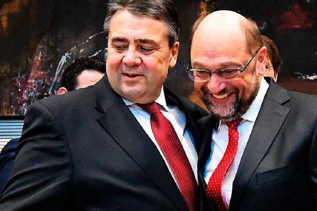 SPD und CDU bereiten sich auf den Wahlkampf vor