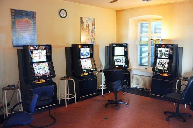Spielhallen im Kreis Lörrach wollen Bestandsschutz