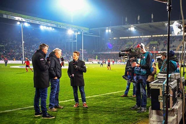Wie das Bayern-Spiel beim SC Freiburg übertragen wurde