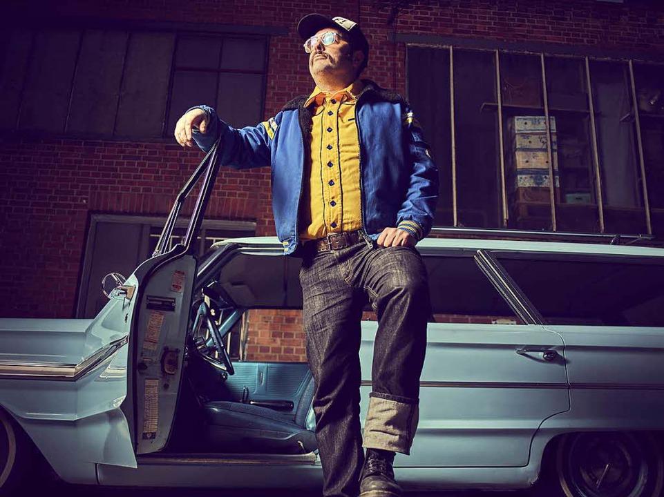 Hank the DJ  | Foto: Felix Groteloh