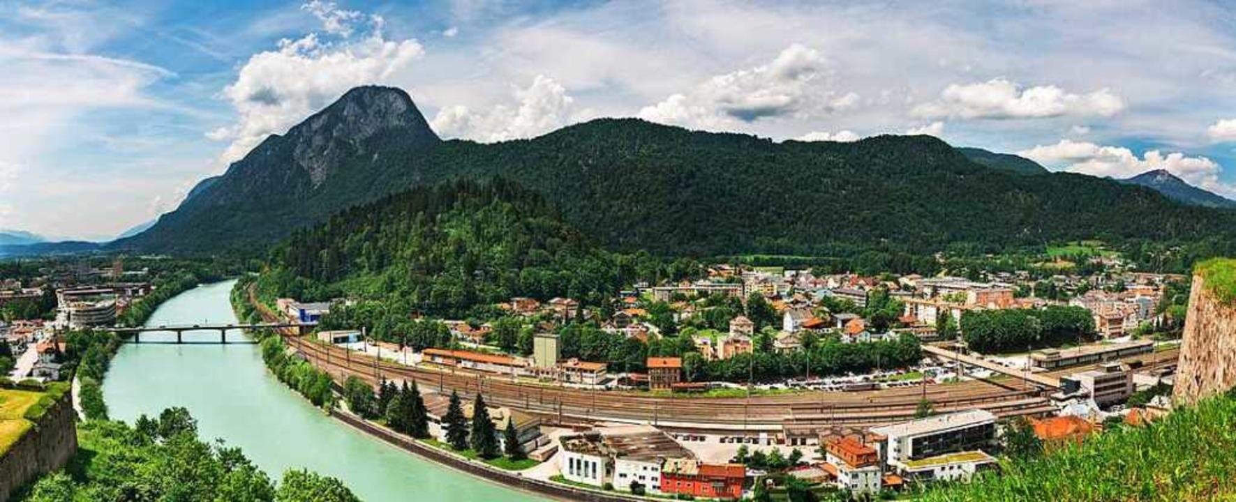 Rund 19 000 Einwohner leben in der Tiroler Stadt Kufstein.  | Foto: Oleg Lopatkin/Fotolia.com